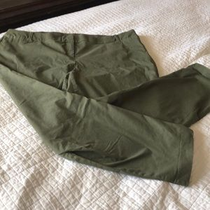 Lane Bryant ankle length pants